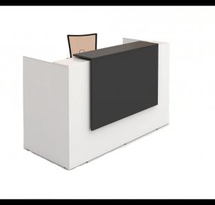 Custom Made Reception Desk | Garnet Furniture