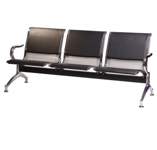 Airport Three Seater Bench