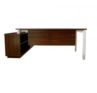 BFT-1204 Executive Desk | Garnet Furniture