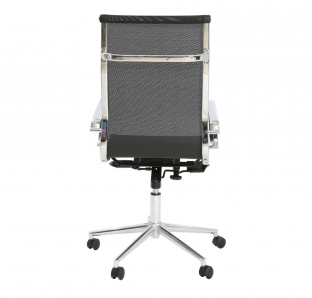 Slim Net High Back Chair