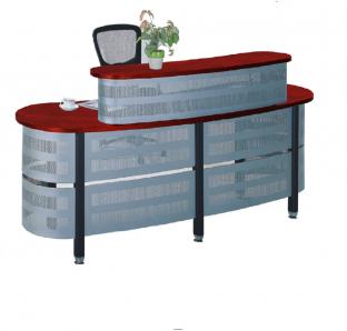 DF 0104- Reception Desk | Garnet Furniture