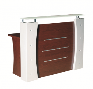 BFT 830-Reception Desk | Garnet Furniture