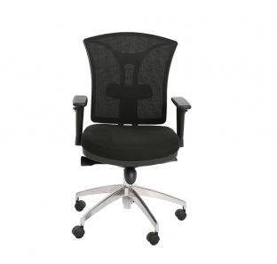 Pilot Medium Back Chair