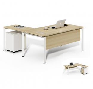 Executive L shape desk