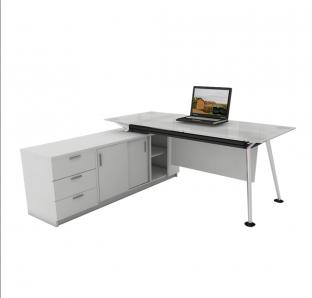 Custom Made L-Shape Desk