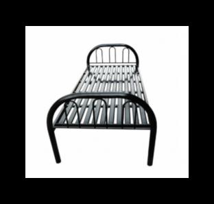 Metal Single Bed | Garnet Furniture