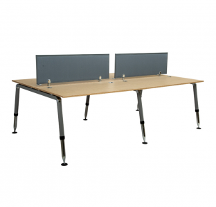 Cluster of 4 Face to Face Workstation(F4F-106S)