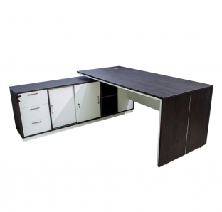 L-Shape Executive Desk(BIRK-1818)