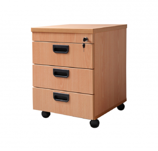 Mars Three Drawer  Cabinet