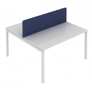 Cluster Of 2 With Fabric Panel | Garnet Furniture