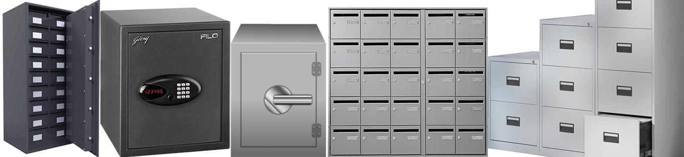 Safe and Lockers